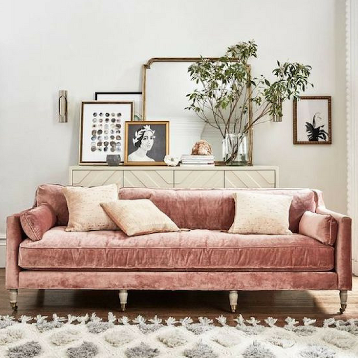 Velvet Trend: Add Velvet Glamour To Your Home Decor