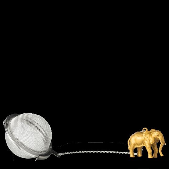 Fun Infuser Gold Elephant