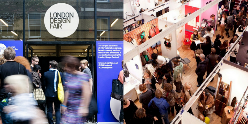 interior design events London design fair 2018