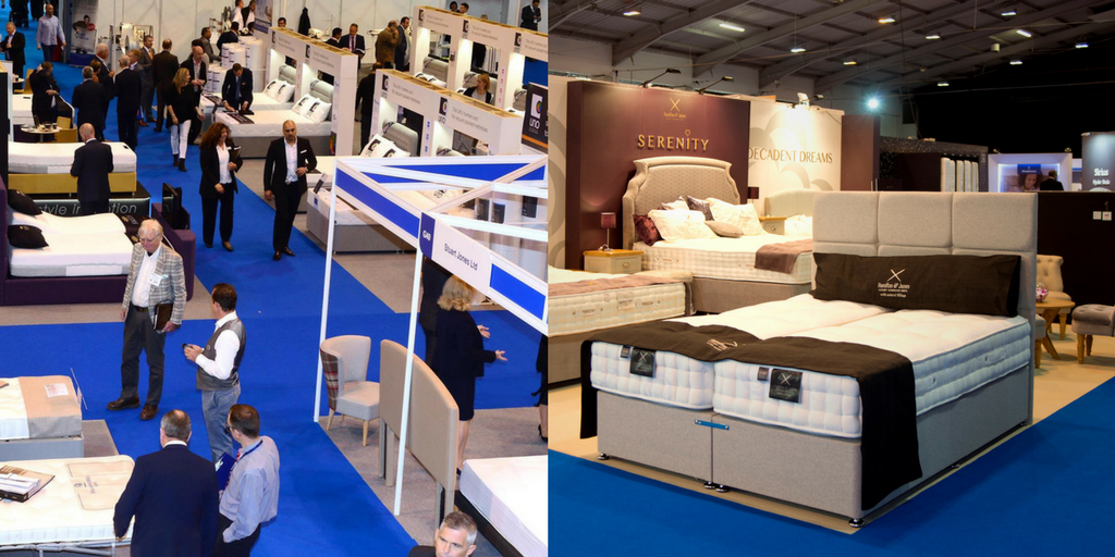 interior design events the bed show 2018