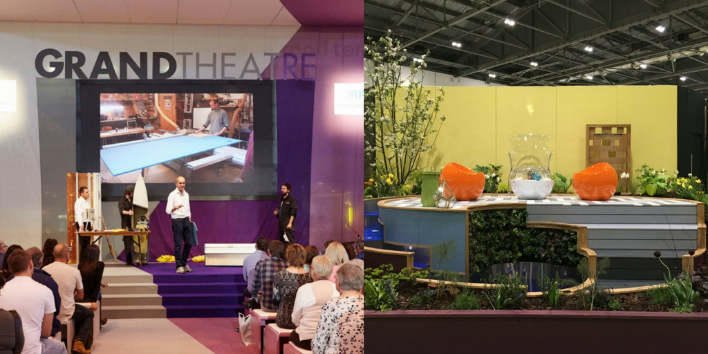 interior design events grand designs live 2018