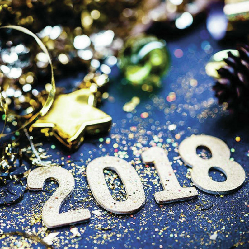 new year's eve 2018 celebrations