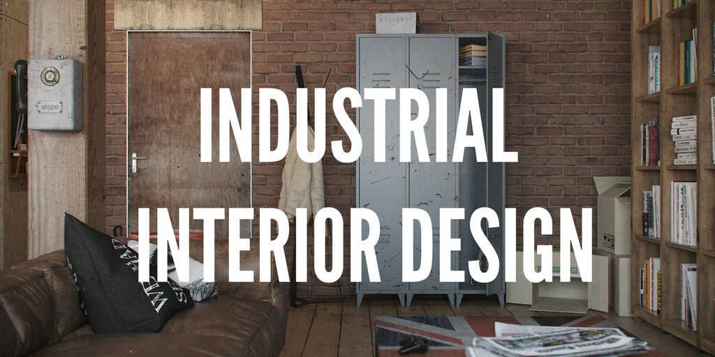 Industrial Interiors graphic
