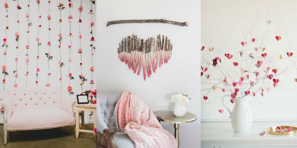 Valentine's Day Home Decor Ideas for your Home
