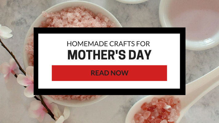 mother's day homemade crafts