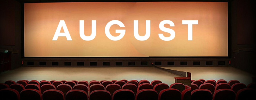 August Movies 2018