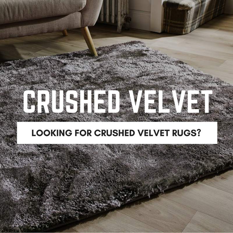 Looking for Crushed Velvet Rugs?
