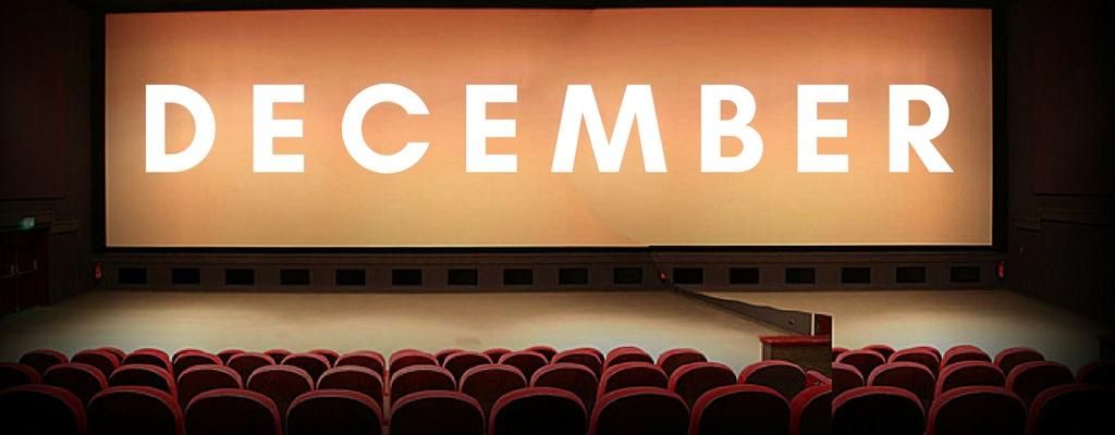December Movies 2018
