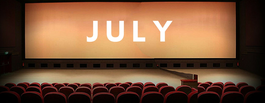 July Movies 2018