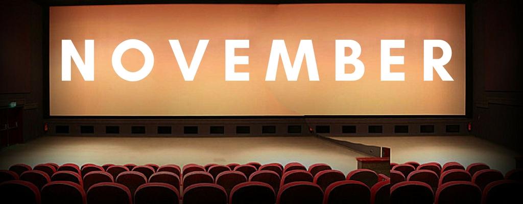 November Movies 2018
