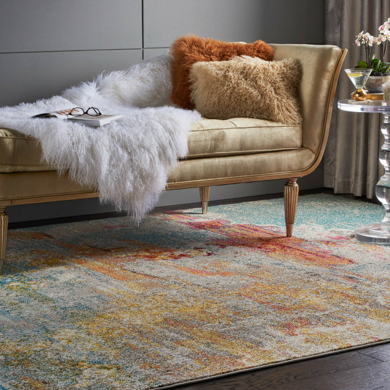 celestial rug by nourison