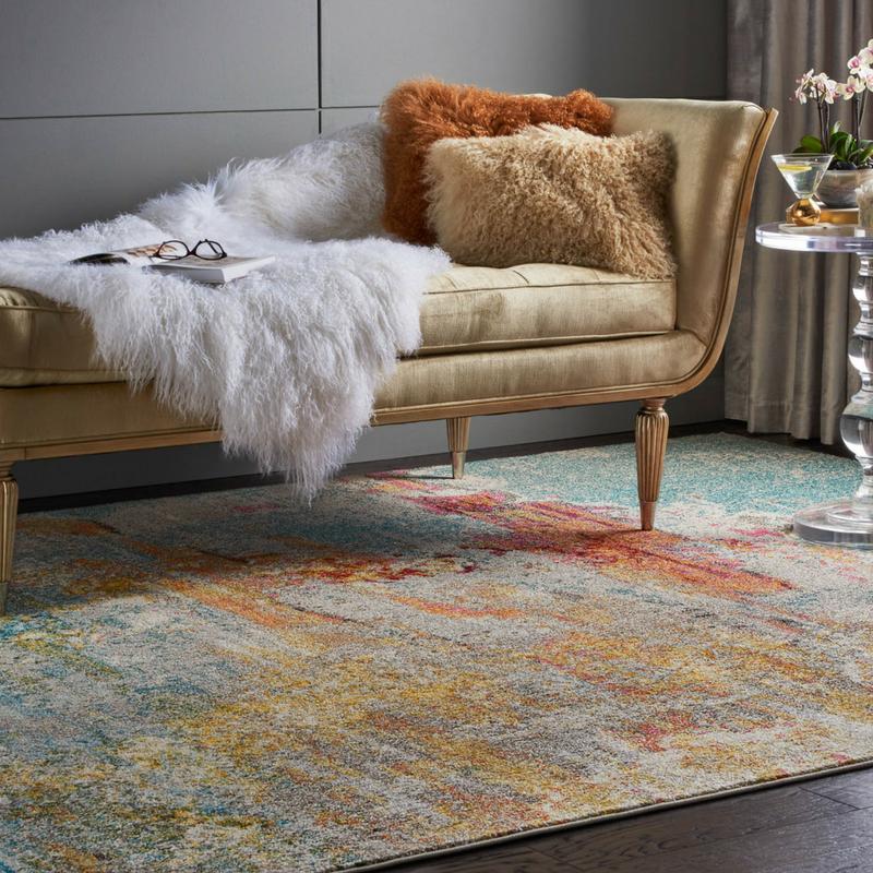 celestial rug by nourison