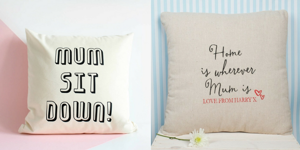 personalised scatter cushions