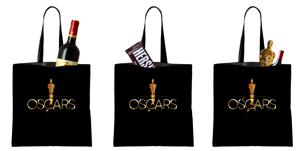 oscars goodie bags the rug seller graphic