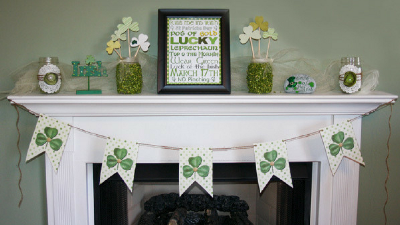 st. patrick's day home decorations