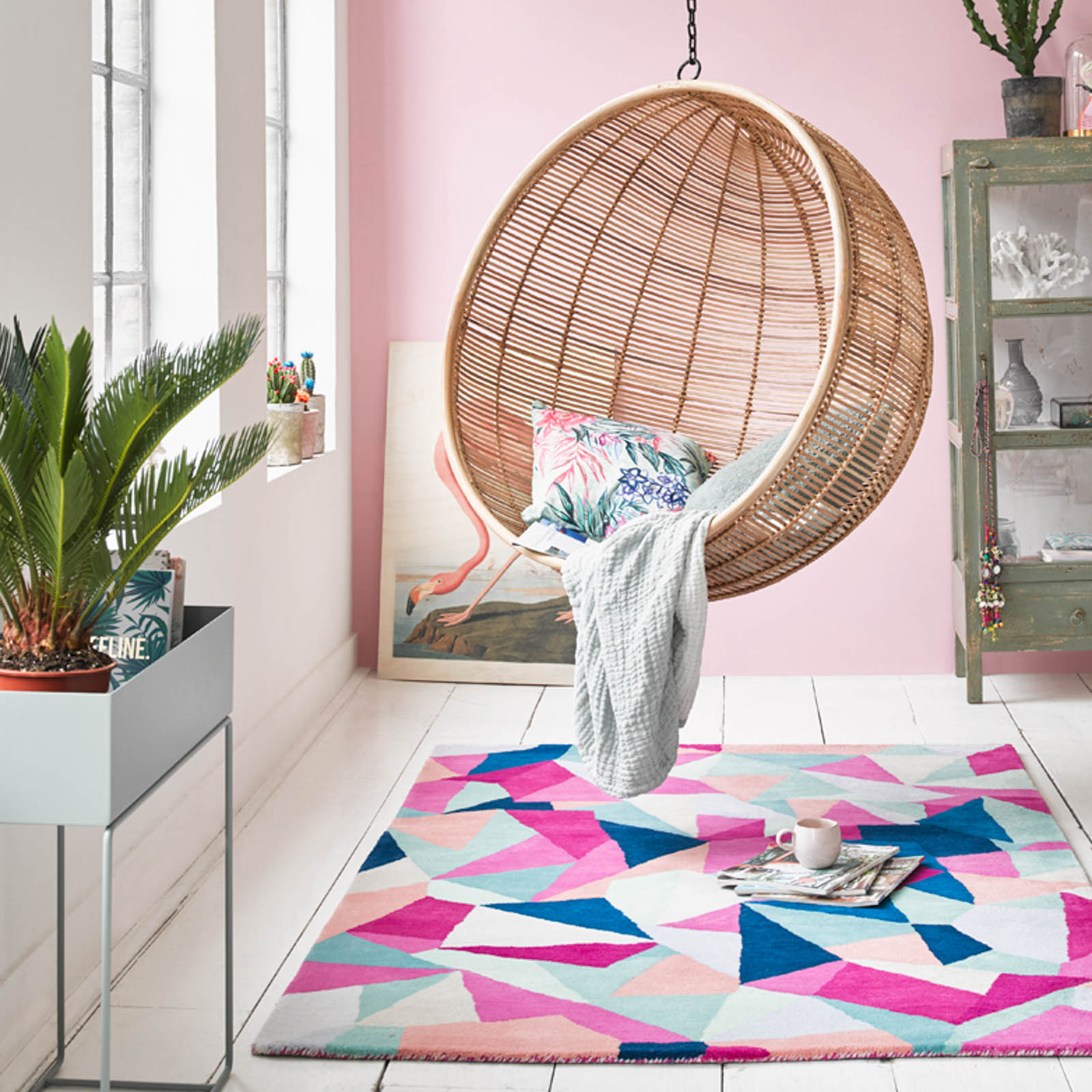 Triangulum rugs 016 10 by Accessorize Home