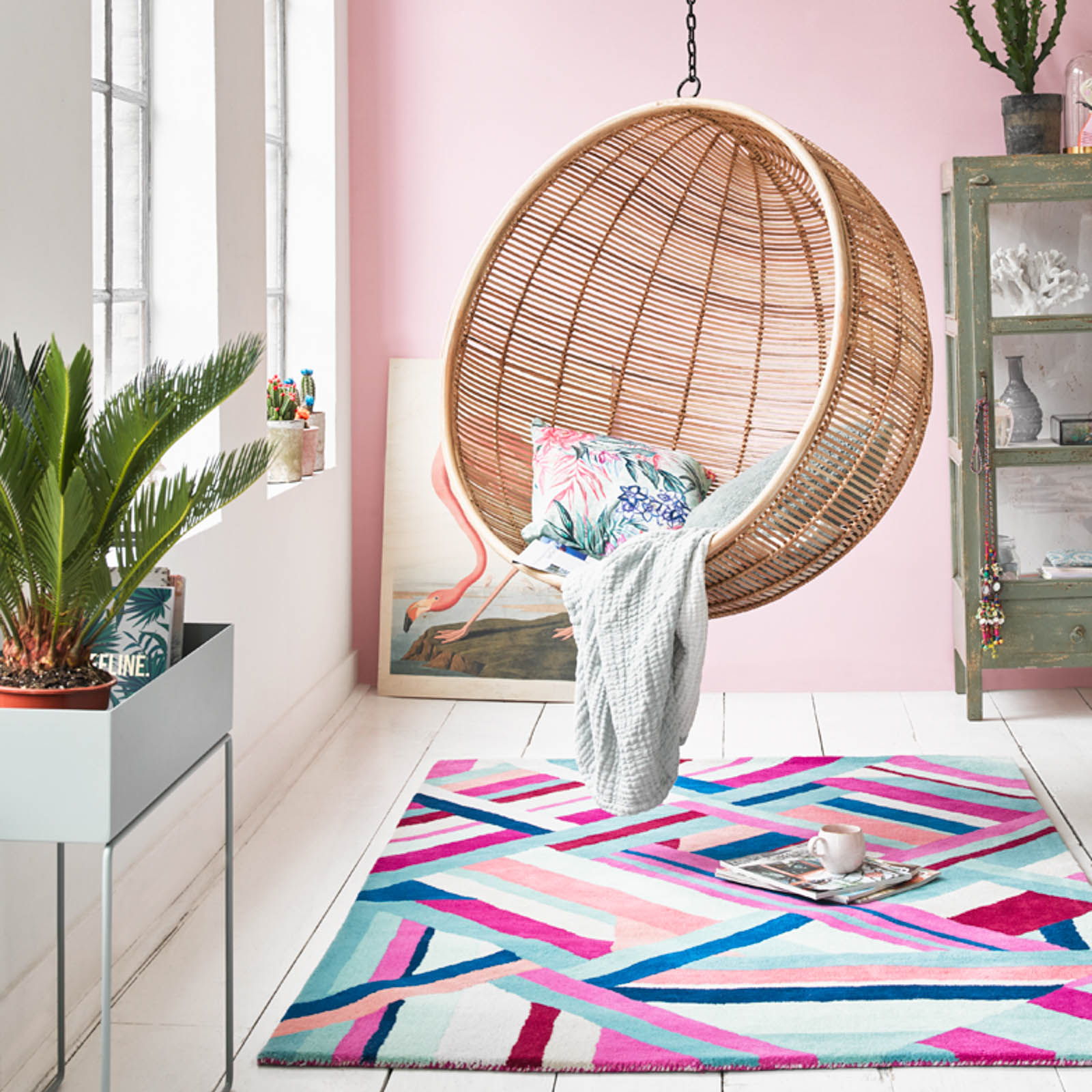 Linear rugs 017 10 by Accessorize Home