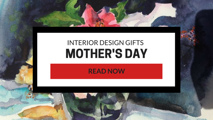 Mother's Day Interior design gifts for your mum