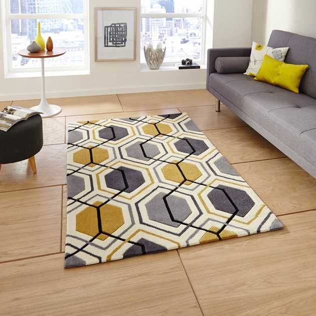 Geometric Patterns Rugs from The Rug Seller Hong Kong