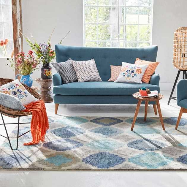 Summer Trends Geometric Rugs