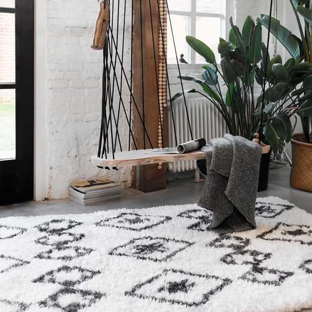 Moroccan Interiors With a Moroccan Rug