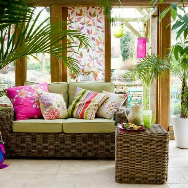 Interior Design Trends hawaiian themed room