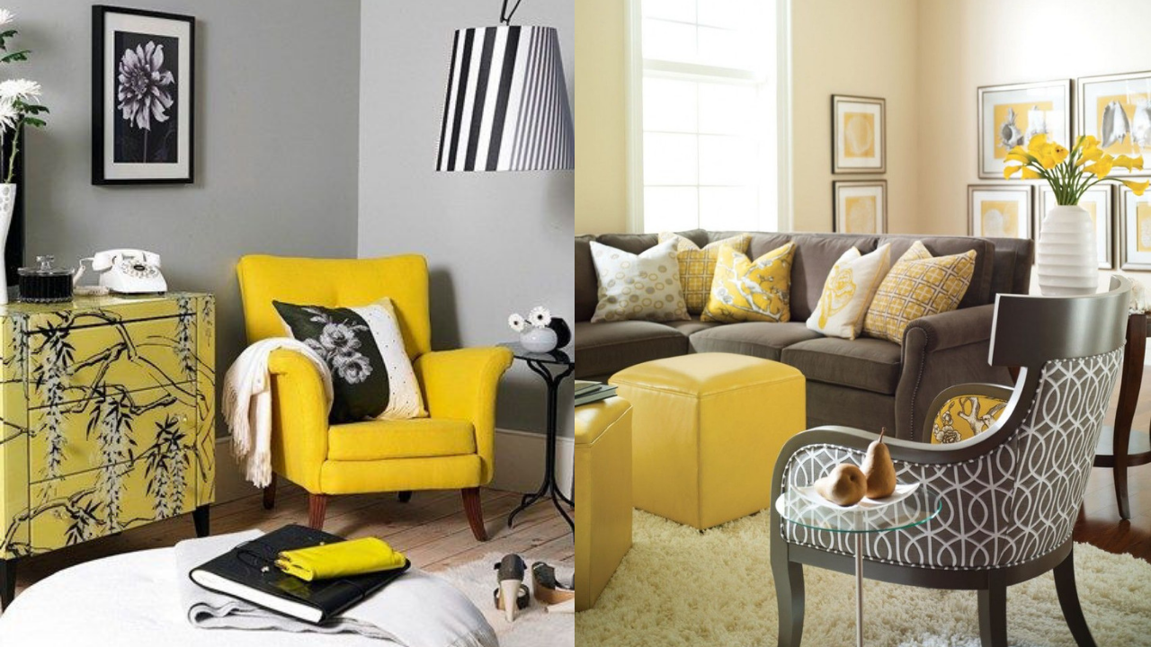 Decorating with Yellow Accessories: Fun Ways to Liven Up Your Home