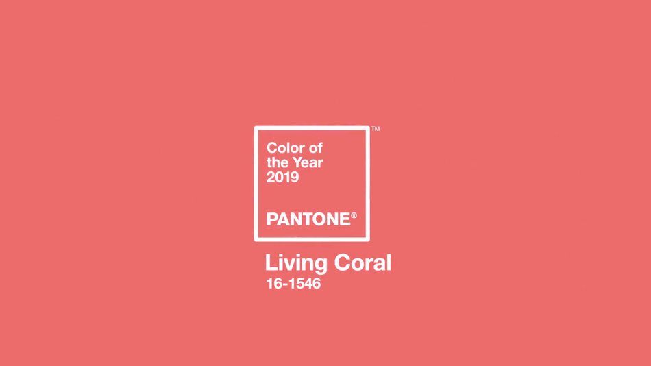 Living Coral | pantone colour of the year