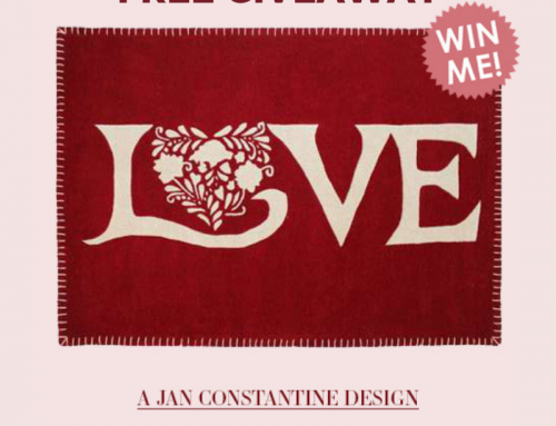 Ultimate Valentine's Day Rug Giveaway