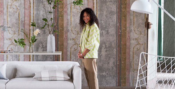 International Women's Day | Tricia Guild aka Designers Guild