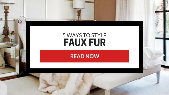 5 Best Ways To Style Faux Fur Game of Thrones Style