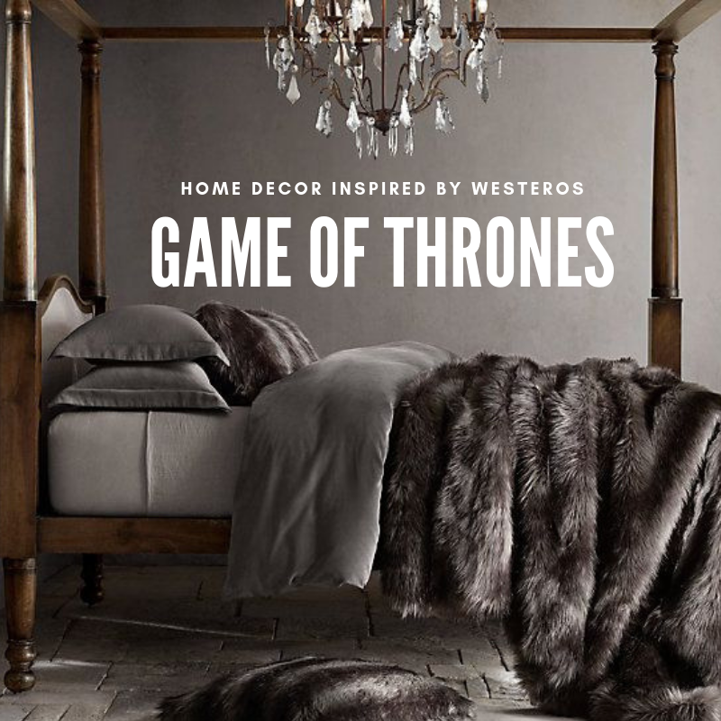 Game Of Thrones Home Decor.Game Of Thrones Home Decor Inspired By Westeros