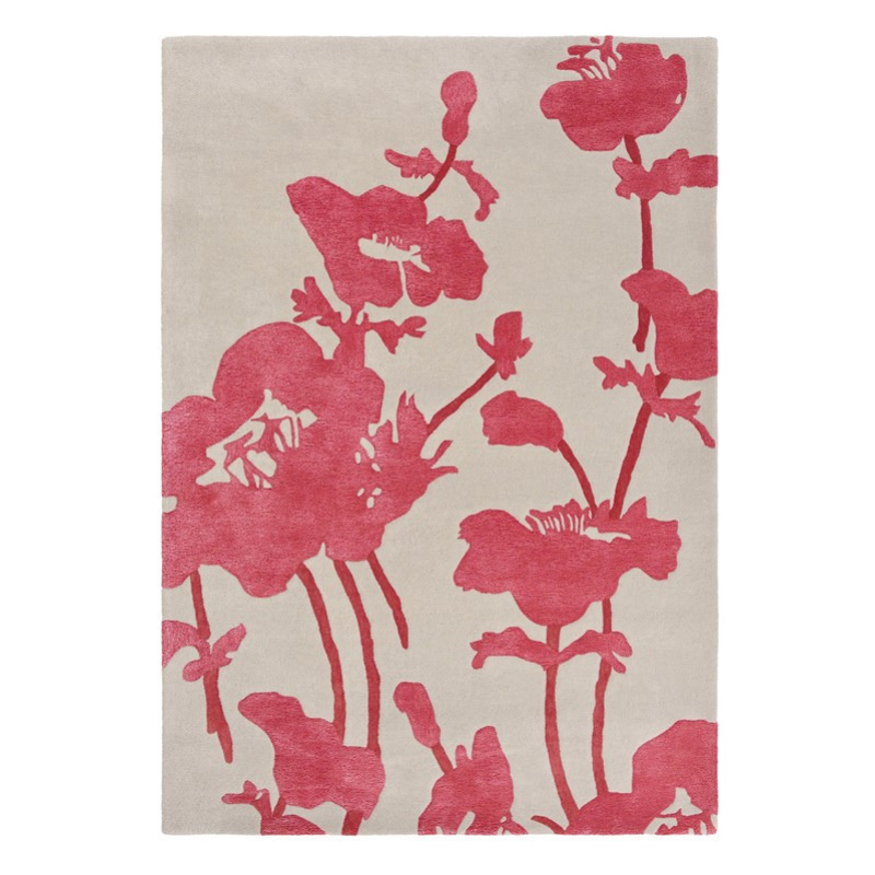 Game of Thrones House Tyrell Floral Rugs
