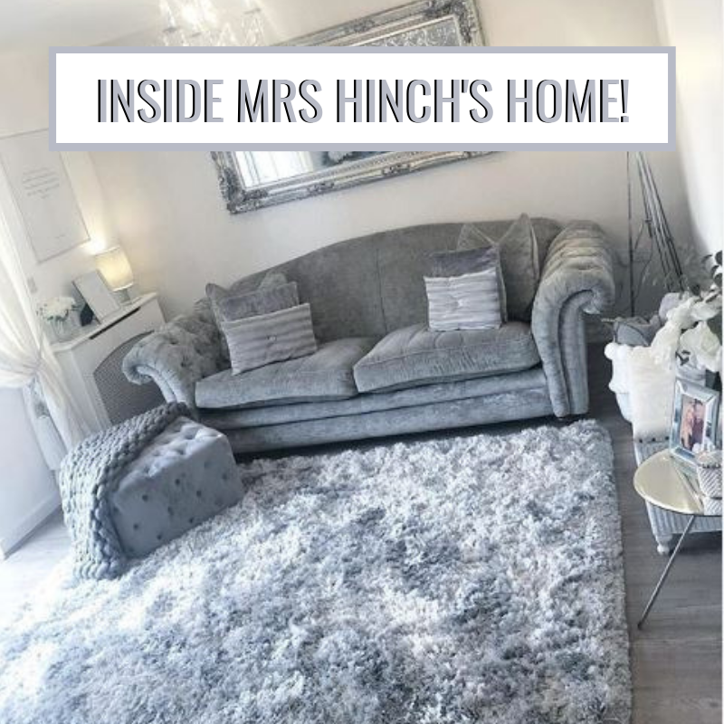 Mrs Hinch Home: See all inside this fabulous cleanfluencer's home