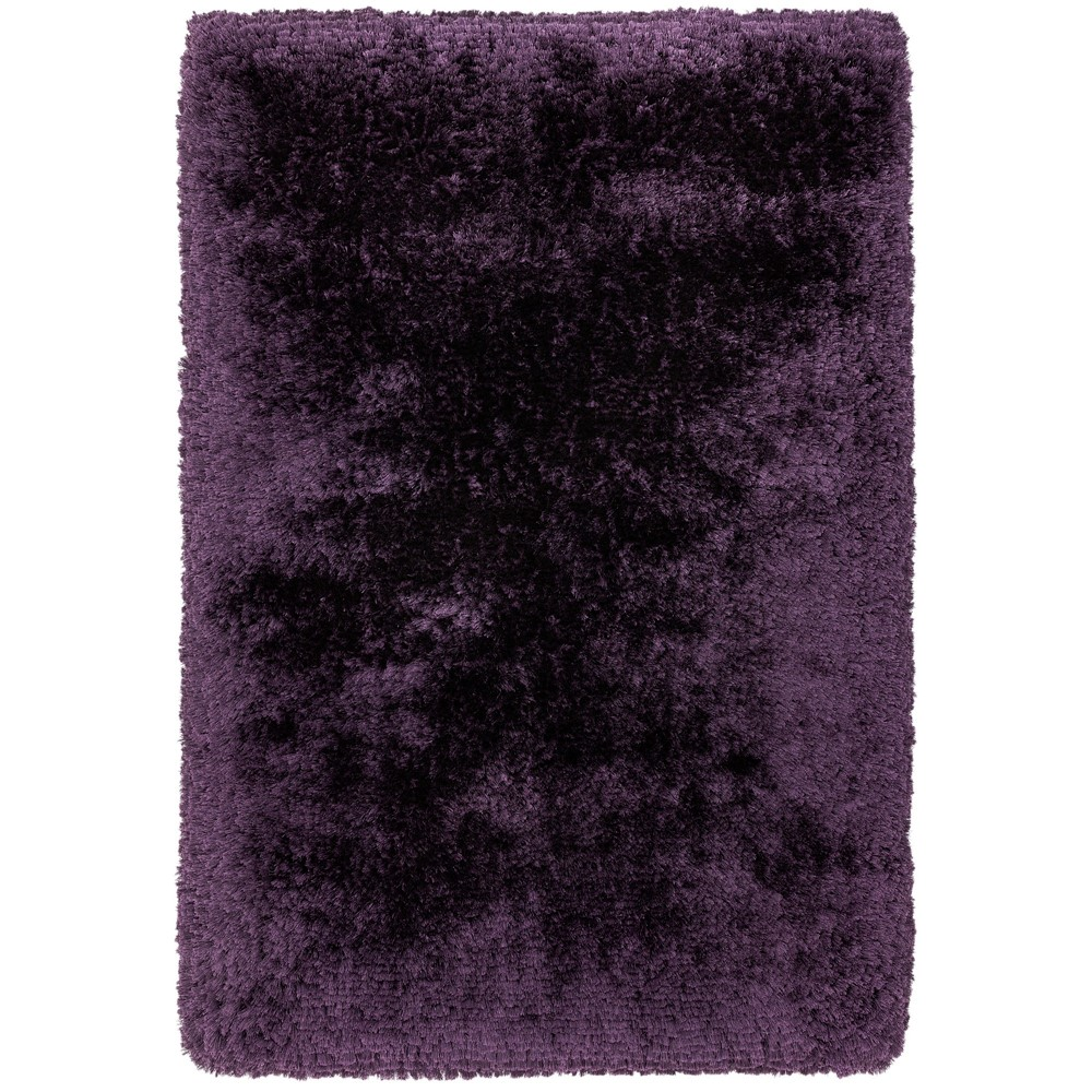 Plush Rugs in Purple