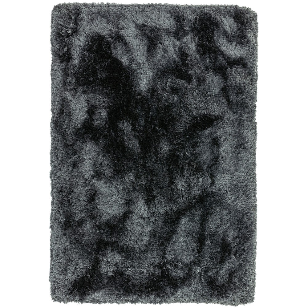 Plush Rugs in Slate