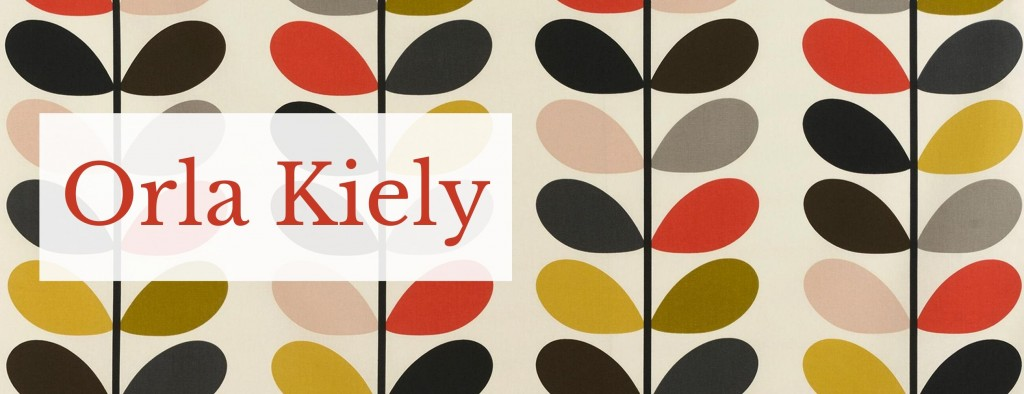 Orla Kiely Iconic Art Deco In Your Home Title Card