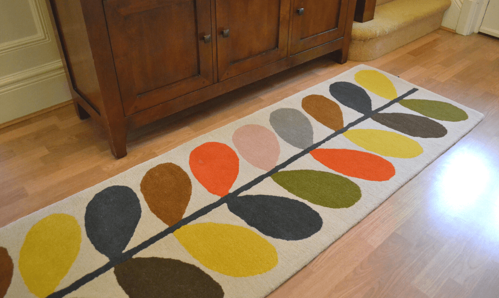 Orla Kiely Runners Exclusively at The Rug Seller