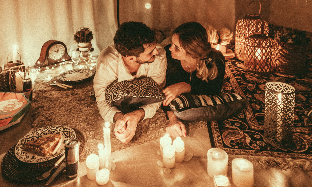 Eco-Friendly Home - Couples By Candlelight