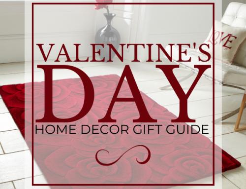 20 Valentine's Day Home Decor Gift Ideas