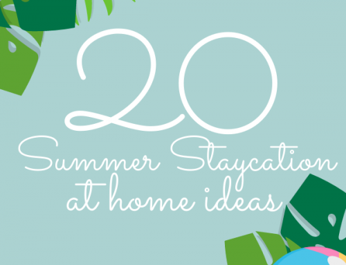 20 Staycation at Home Activities