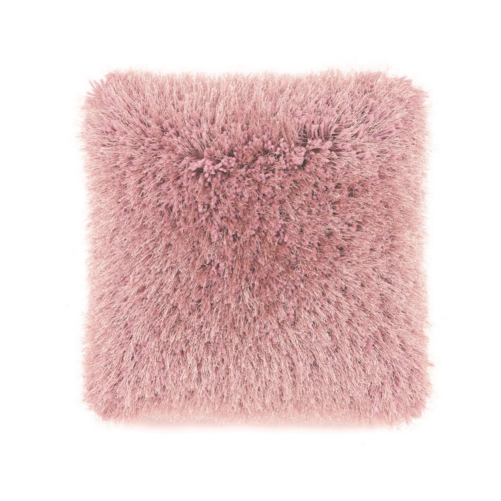 Origins Extravagance Cushion in Rose by The Rug Seller