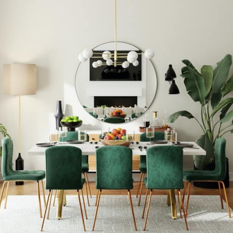 How To Choose The Best Rug For Your Dining Room