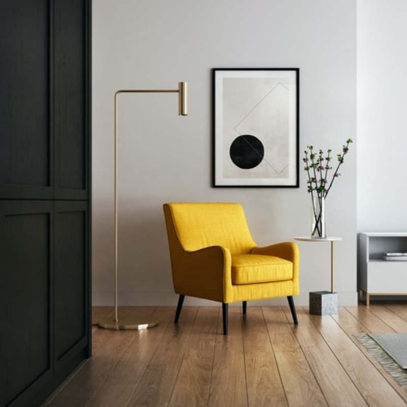 Add Colour To Your Living Room (Without Painting)